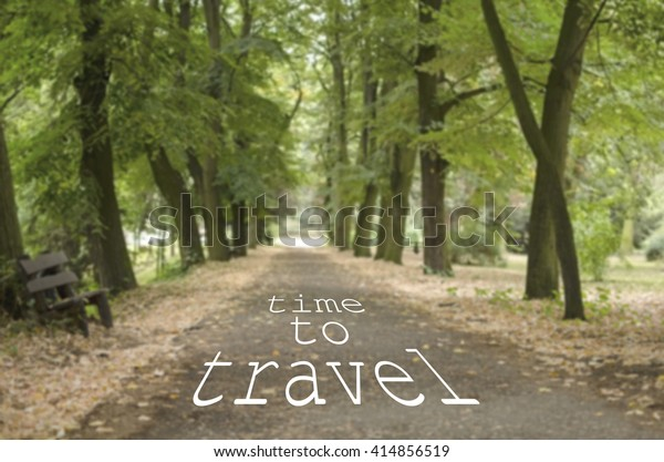 time travel motivation poster quotes stock photo edit now