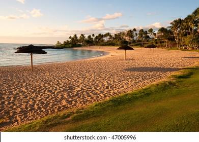Timeshare resort on Oahu, Hawaii
