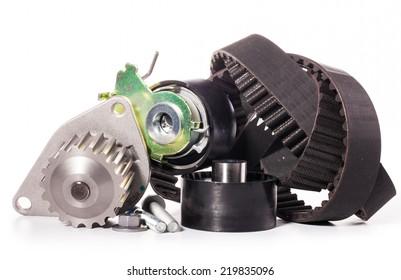 timing belt auto parts