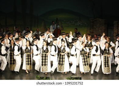 Traditional Romanian Dance Images, Stock Photos & Vectors | Shutterstock