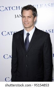 """TIMOTHY OLYPHANT at the world premiere of his new movie """"Catch and Release"""" at the Egyptian Theatre, Hollywood. January 22, 2007  Los Angeles, CA Picture: Paul Smith / Featureflash"""