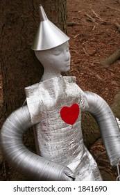tin man for Halloween