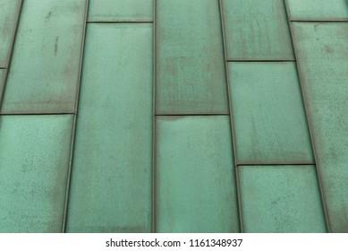 tin sheet metal background