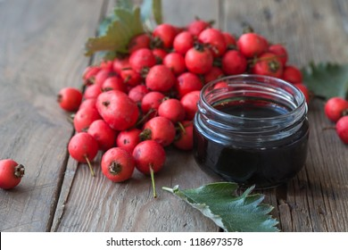 tincture of Crataegus commonly called hawthorn, thornapple, May-tree, whitethorn, or hawberry
