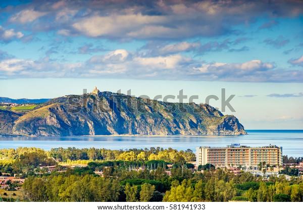 Tindari gulf , Sicily, Italy