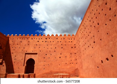 Tinmal Mosque in Morocco
