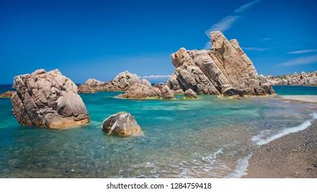 Tinnari Beach - North Coast Sardinia