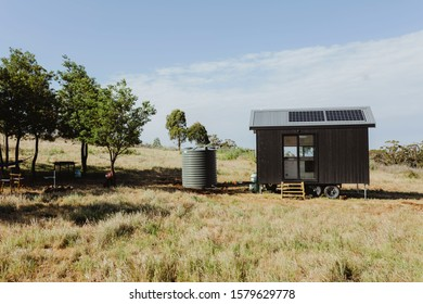 A Tiny Home In Australian Wilderness