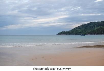 Tioman island. Juara beach. Malaysia