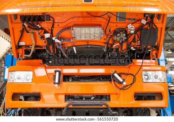 Car Care Center >> Tipper On Repair Carcare Center Stock Photo Edit Now 561550720