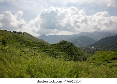 Tirah Valley in Northwest Pakistan