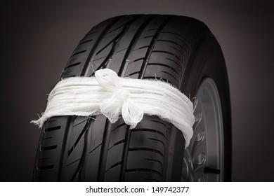 Tire repair (concept)