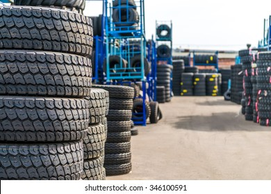 The tire warehouse