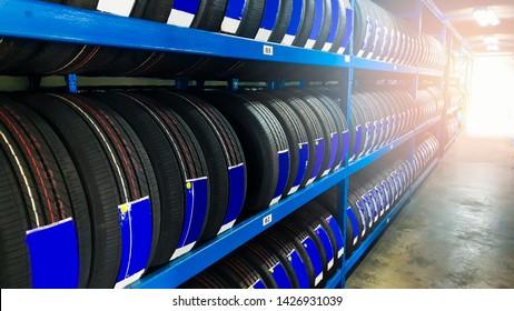 Tire Rack Images, Stock Photos & Vectors | Shutterstock