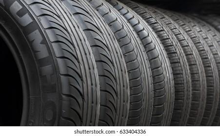 Tires warehouse