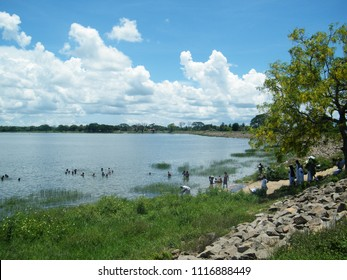 Tissa Wewa, an artificial reservoir, was built by Devanampiya Tissa (3rd century BC) in order to increase the water supply to his capital city of Anuradhapura.