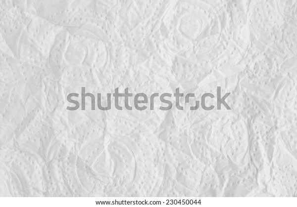 Tissue  texture for background usage and design.