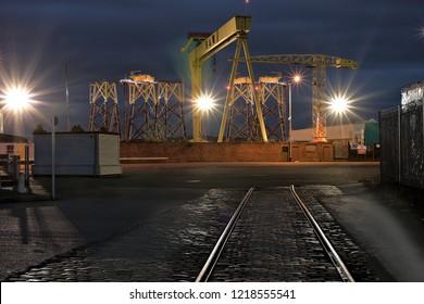titanic town belfast,shipyard,harland an wolff,