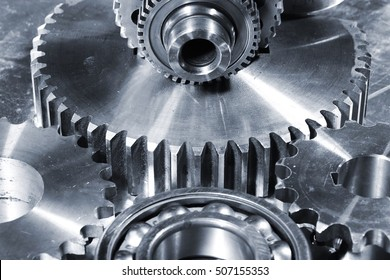 titanium engineering parts for the aerospace industry