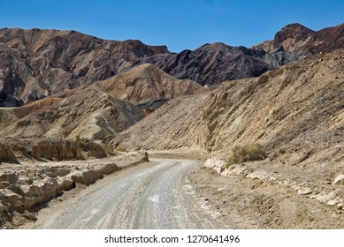 Titus Canyon Road, Death Valley National Park.