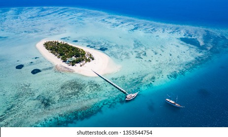 Tivua Island, Fiji Islands