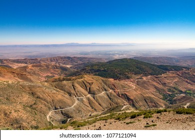 Tizi N'Test Pass, Morocco