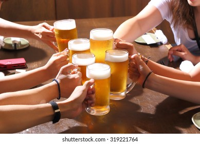toast for beer