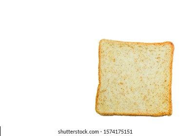 toast wheat bread sliced isolated on white background,  Bread on white background, Peanut Butter Sandwich, Traditional home suite bread,