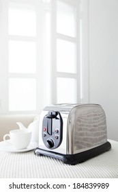 Toaster on the table