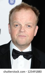Toby Jones arrives for the Critics Circle Film Awards 2013 at the Mayfair Hotel, London. 20/01/2013 Picture by: Steve Vas