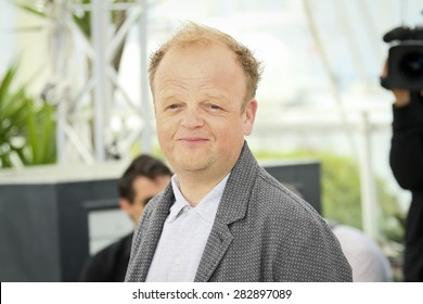 Toby Jones  attends the 'Il Racconto Dei Racconti' ('Tale of Tales') photocall during the 68th annual Cannes Film Festival on May 14, 2015 in Cannes, France.