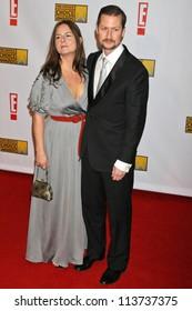 Todd Field and wife Serena at the 12th Annual Critics' Choice Awards. Santa Monica Civic Auditorium, Santa Monica, CA. 01-12-07