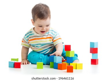 toddler boy building block toys
