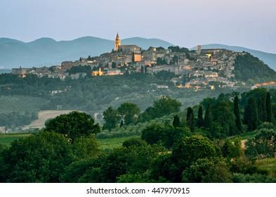 Todi (Umbria Italy)