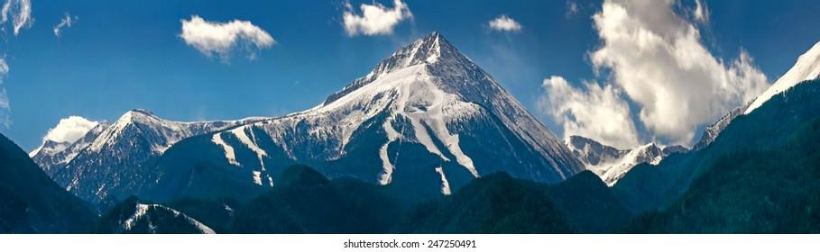 Todorka top in Pirin mountain, Bulgaria