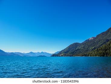 Todos los Santos Lake, Petrohue, Llanquihue Province, Los Lagos Region, Chile