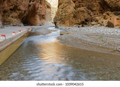 Todra Gorge, near Tinerhir, Morocco