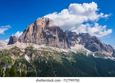 Tofana di Rozes, 3225 m a.s.l.