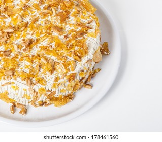 Toffee cake