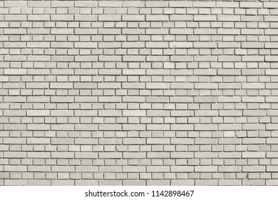 Tofu colored brick wall background