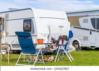 Together on the camping site