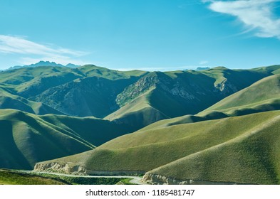 Toguz-Toro  pass  district of Jalal-Abad Region in western Kyrgyzstan