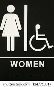 toilet icon. WC sign restroom sign icon.