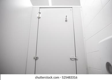 Toilet indoor