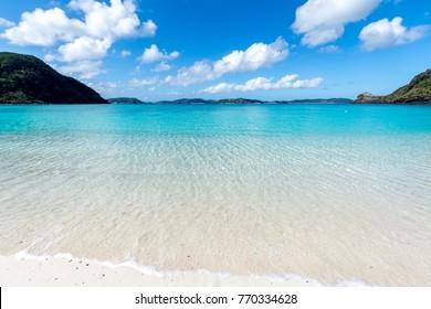 Tokashiku Beach-Tokashiki Island, Okinawa, Japan