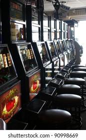 Token Slot Machines