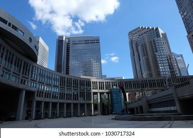 tokyo city japan view