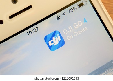 Dji Go App Images, Stock Photos & Vectors | Shutterstock