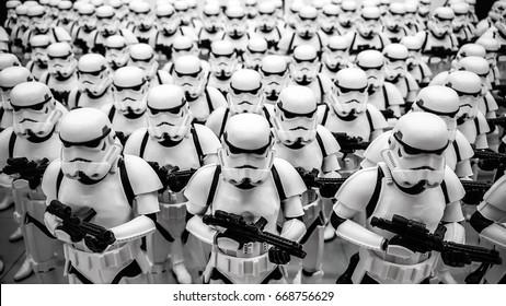 Stormtrooper Images Stock Photos Amp Vectors Shutterstock
