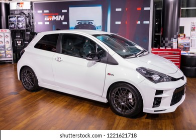Toyota Vitz Images Stock Photos Vectors Shutterstock